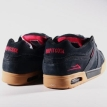 Обувь Lakai Koston LTD Navy/Gum Suede 2009 г артикул 9782y.