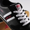 Обувь Lakai Cordoba Black/Red Suede 2009 г артикул 9801y.