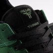 Обувь Fallen Rival SL Dark Green/Black 2010 г артикул 9806y.