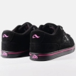 Обувь Adio Darklight Low Black/Black/Pink 2009 г артикул 9823y.
