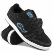 Обувь Adio Hamilton V2 Black/Grey/Blue 2009 г артикул 9854y.