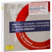 "Claudio Abbado Haydn 7 ""London"" Symphonies (4 CD) Europe Дуглас Бойд Douglas Boyd инфо 9685q."